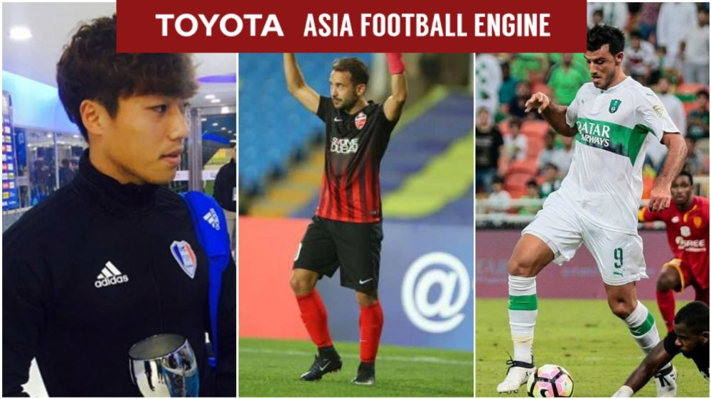 Vote for the Asian Player of the Week