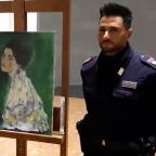 Art mystery solved as painting found in Italian gallery's walls verified as Klimt