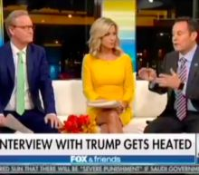 Fox News' Brian Kilmeade Calls Man-Made Climate Change A 'Point Of View'