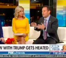 Fox News' Brian Kilmeade Calls Man-Made Climate Change A 'Point Of View'