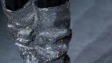 How to Get Saint Laurent's Celeb-Favorite Glitter Boots for 98% Off