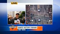 """Hunter Pence: """"Together we're Giant"""""""