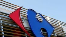 Carrefour raises cost savings goal as first-half core profits rise