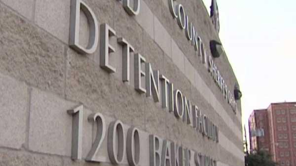 Alleged sexual misconduct at Harris Co. Jail