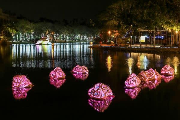2018月津港燈節將於年節期間登場,是大家矚目的年節活動之一。