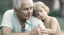 This Photo Series Perfectly Captures the Bond Between Children and Grandparents