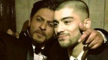 Shah Rukh Khan on Zayn Malik: He is extremely sweet, made me a huge hit with my kids by doing a pic with me