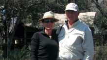 Couple mauled by lion in their tent on safari holiday sue UK tour operator