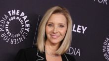 Lisa Kudrow says people looked at her like she was a 'monster' for banning hugging at her mother's funeral
