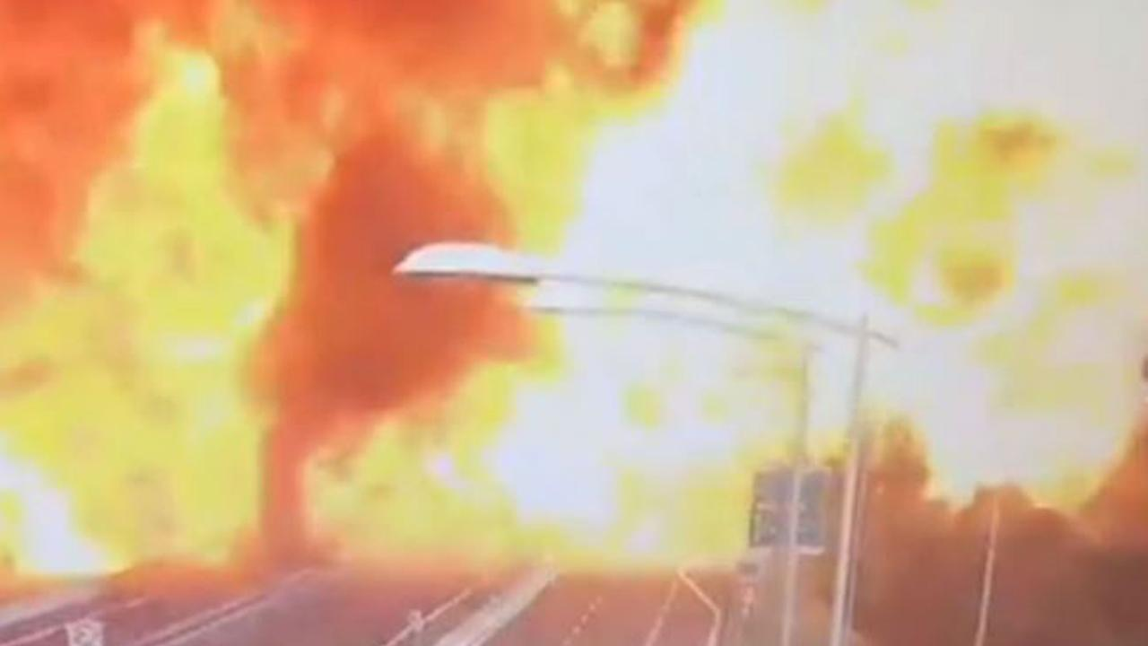 Italy Truck Explosion Kills 2, Injures Dozens and Causes