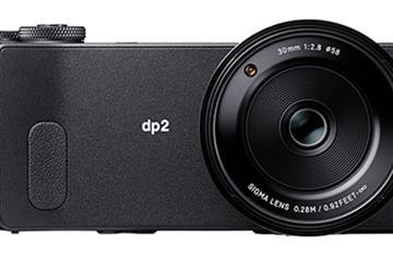 Sigma's dp Quattro cameras boast higher-resolution sensors and an extra-wide design