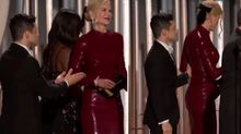 "Nicole Kidman se siente ""mortificada"" por haber ignorado a Rami Malek"