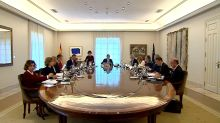 Spanish government meets to impose direct rule in Catalonia