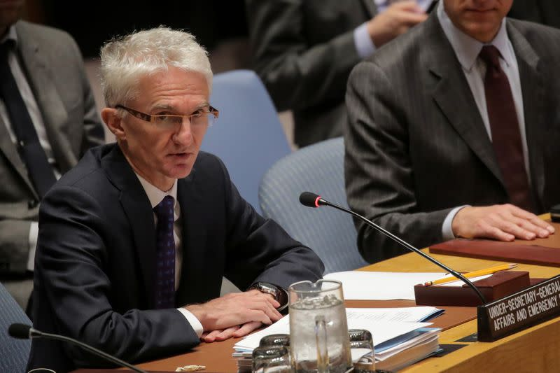 UN warns that Tigray conflict could trigger wider destabilization in Ethiopia