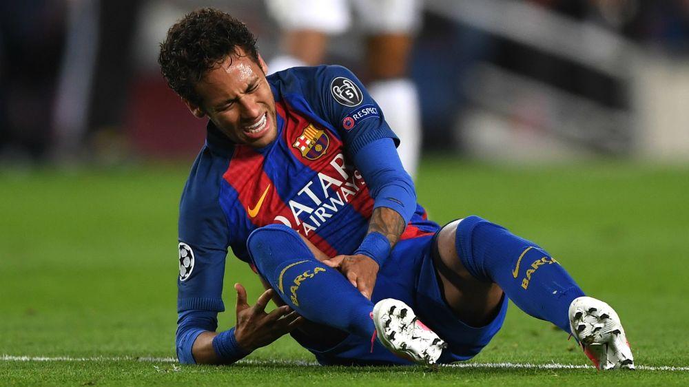 Barcelona 0 Juventus 0 (0-3 agg): Messi, Suarez and Neymar neutralised as Barca crash out