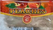 Fresh peaches recalled in Canada after salmonella outbreak in U.S.