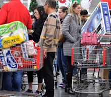 Black Friday is giving retail stocks a boost (AMZN, WMT, HD, JCP, BBY)