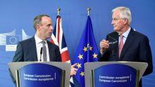 Brexit: governo britânico quer intensificar negociações com UE