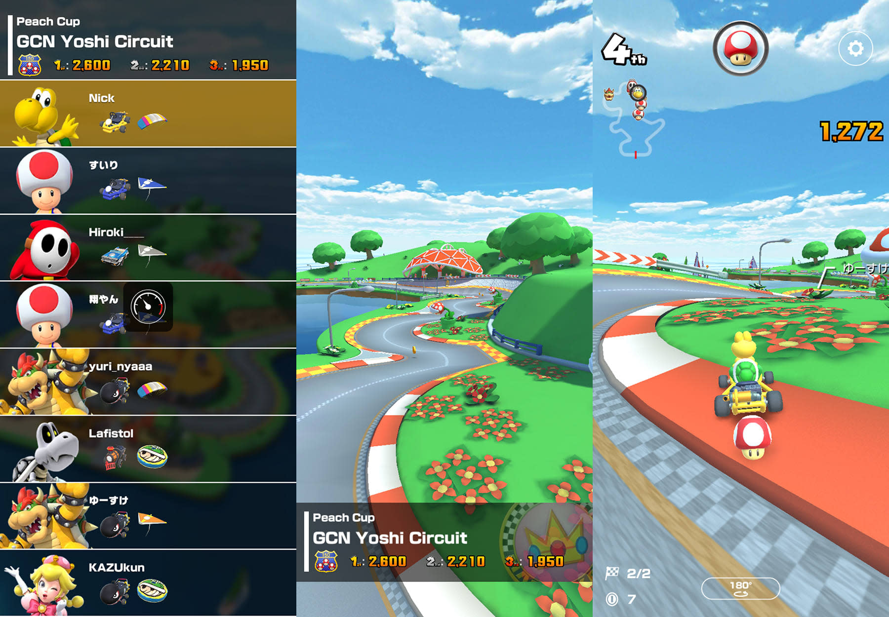 Mario Kart Tour Is A Simple Racer Surrounded By Free To