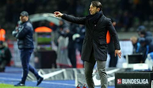 "Bundesliga: Macht Kovac den Abflug? Bobic hat ""keine Sorgen"""