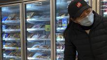 EXPLAINER: China's claims of coronavirus on frozen foods
