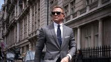 First official look at 'Bond 25' as filming hits London