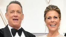 Tom Hanks and Rita Wilson Say They Have Tested Positive for Coronavirus