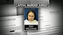 Woman charged in Texas prosecutor murder case