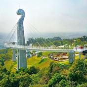 吊橋絕景玩翻岡山!一日漫遊小鎮超有趣