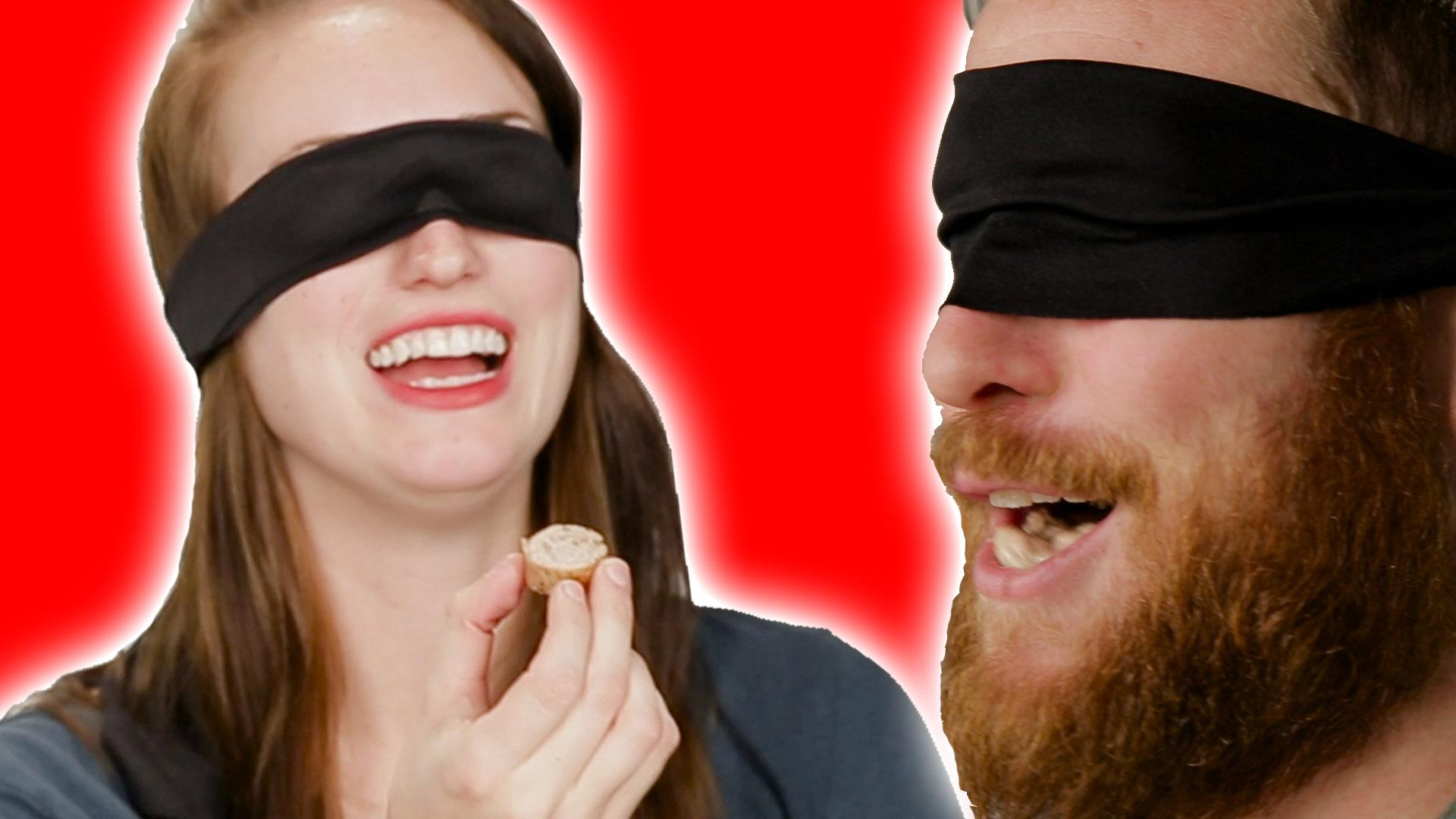 Blindfold multiple facial