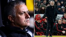 Manchester United sack Jose Mourinho after rollercoaster two-and-a-half years in charge