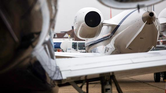 The wealthy are snapping up private jets as travel booms