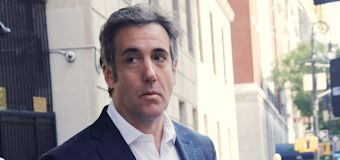 Report: Michael Cohen in talks with feds for plea deal