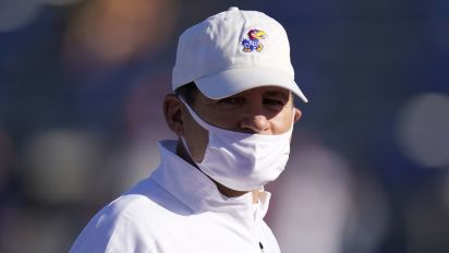 It's the end of the line for disgraced Les Miles