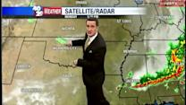 Drew's Weather Webcast, MAR 18
