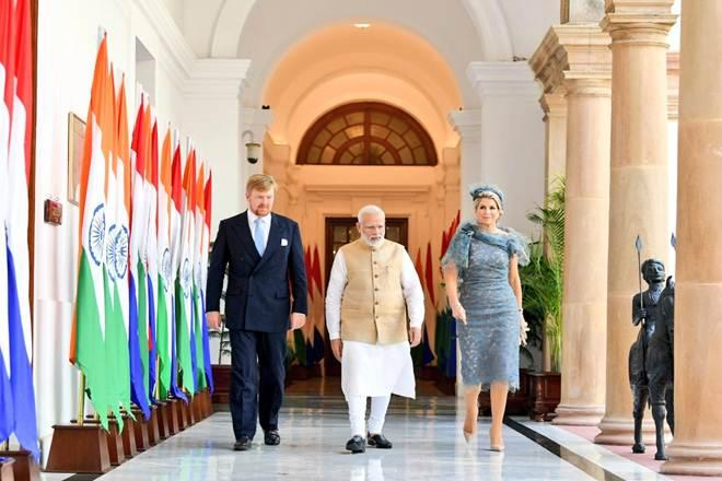 Ahead of BREXIT, Netherlands comes to woo India