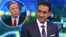 'I disagree': Waleed Aly's awkward moment with The Project guest