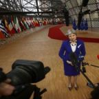 May's Brexit plan voted down, parliament to hold vote of ...