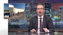 John Oliver Exposes Tax Breaks Wasted On Weird Ideas Like A 'Floating F**k Zoo'