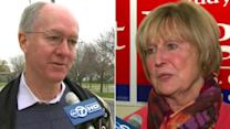 Biggert, Foster face off in 11th District race