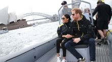 Meghan Markle's sneakers were just named 'World's Hottest' shoes