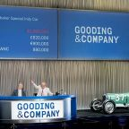 Gooding & Company Accrues Over $76 Million, 2019 Pebble Beach Auctions