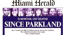 Miami Herald Lists Nearly 1200 Kids Killed By Gun Violence Since Parkland Shooting