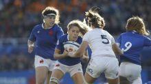 Rugby - Bleus - Bleues: un groupe de 36 avec Marjorie Mayans
