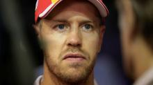Formula One plays the blame game after Vettel smash