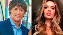 La novia de Jordi Cruz aguanta estoicamente los rumores de coqueteos con Tamara Falcó