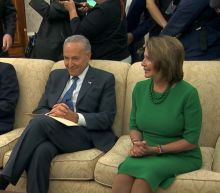 Pelosi, Schumer expected to meet with Trump amid battle over border funding