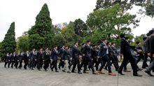 WWII trio to lead Melbourne Anzac march