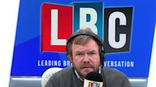Brexiteer tells James O'Brien why no-deal Brexit will be good