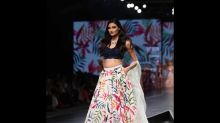 LMIFWSS20: Athiya Shetty's Vibrant Attire Is What You Need For The Upcoming Festive Season